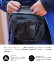 【宅急便コンパクト】【国内正規品】ARC'TERYX / アークテリクス : Mantis 2 Waistpack -ブラック : マンティス2 ウエストバック Maka 2 マカ 2 ツー ショルダーバッグ ポーチ 軽量 耐久性 メンズ レディース : L07449500 【STD】【DEA】【REA】 3