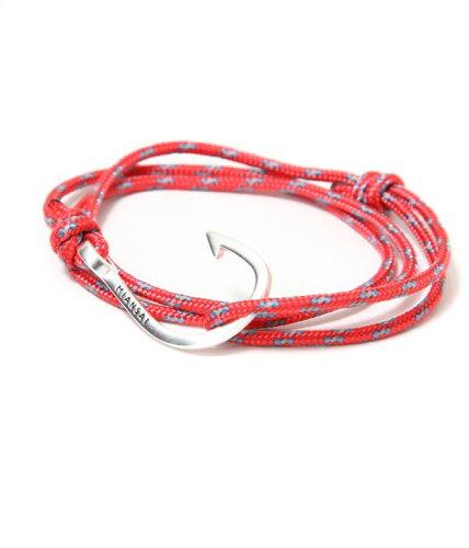 MIANSAI [ミアンサイ] / Silver Tone Hook (ブレスレット ミアンサイ マイアンサイ) MB00001S-SAL...