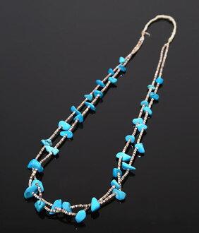 Native American Jewelry(當地人美國的珠寶)Santo Domingo 7-3(三德·多明戈項鏈印第安珠寶)santo-domingo-7-3