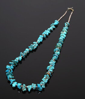 Native American Jewelry(當地人美國的珠寶)Vintage Santo Domingo 15S2(三德·多明戈項鏈印第安珠寶)v-santo-domingo-15S2[AST]