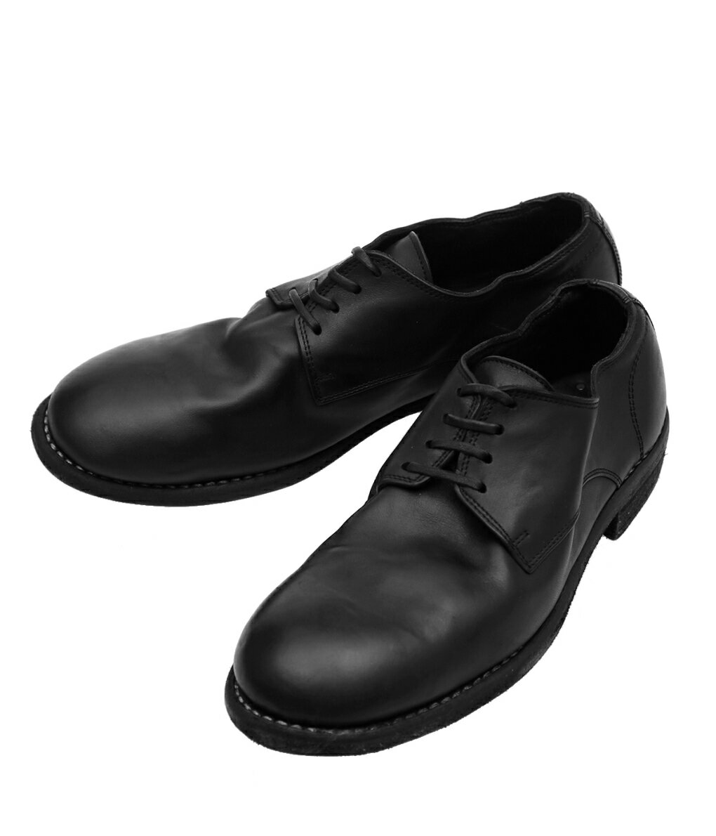 メンズ靴, ビジネスシューズ GUIDI : 992X CLASSIC DERBY SHOES HORSE FULL GRAIN : 992X : 992X-HORSEBJB