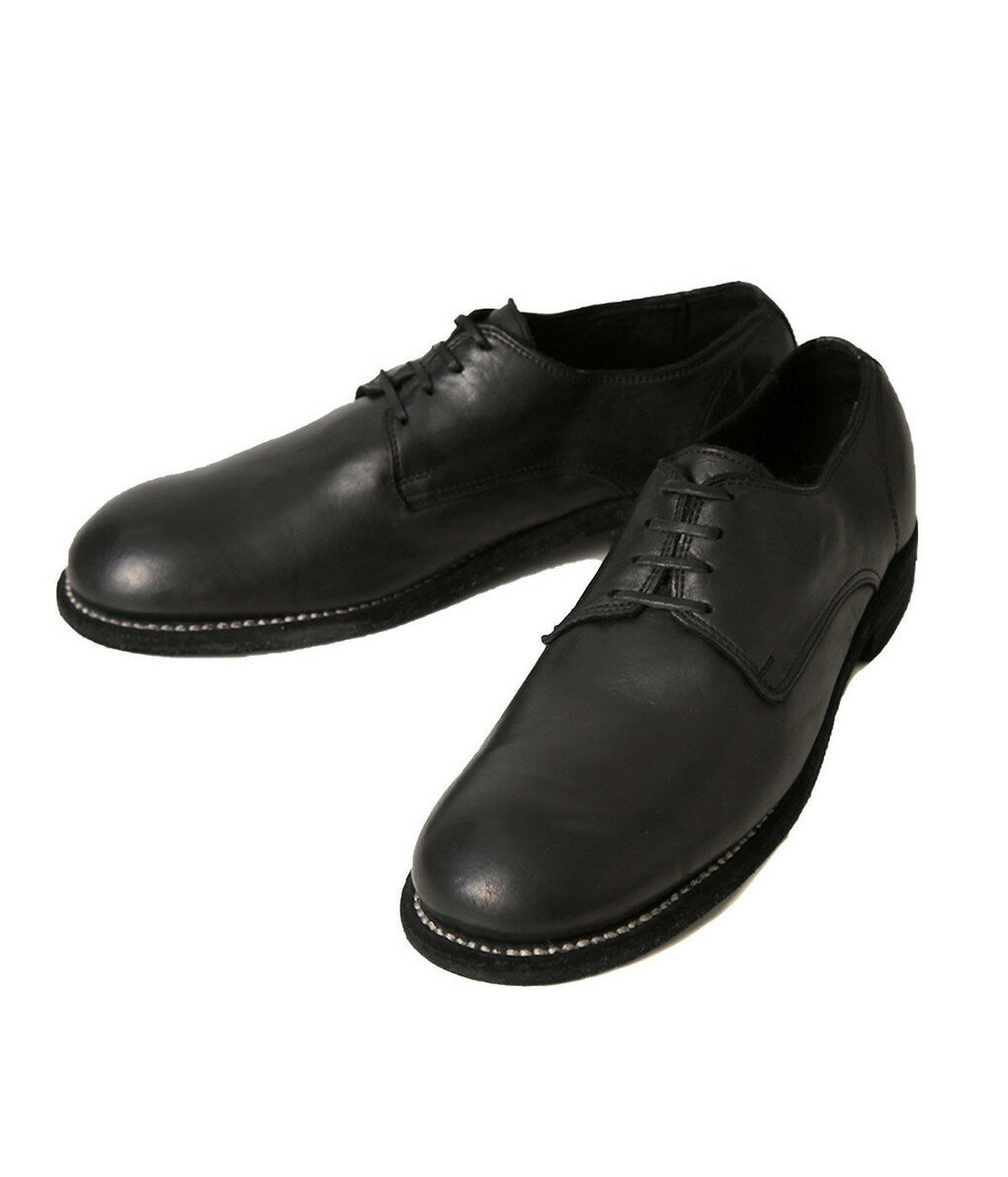 メンズ靴, その他 GUIDI CLASSIC DERBY SHOES 992-M-HORSE-bjb BJB