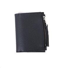 MaisonMargiela(メゾンマルジェラ)/LeatherWallet/(レザーウォレット財布ジップ2つ折り)S55UI0116-bjb【BJB】