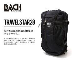 BACH[バッハ]/TRAVELSTAR28(バッハリュックバックパックデイパックカバンバッグ)132501【PIE】