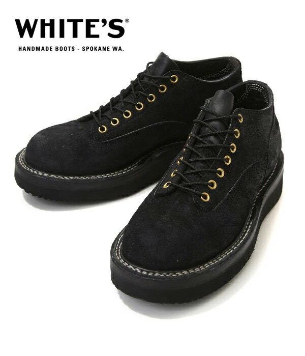 【送料無料】Whites Boots / ホワイツブーツ : NORTHWEST OXFORD /全2色 : ノースウェスト オックスフォード ブーツ レザーシューズ ホワイツ : 300NWRO-DSBK【STD】【WIS】画像