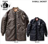 PAWN(パウン)/8-BALLJACKET/MA-1