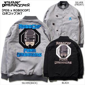 【SALE】PUNK DRUNKERS(パンクドランカーズ)/PDS x ROBOCOP/ロボ…