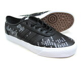 【送料無料】ADIDASSKATEBOARDING/ADI-EASECLASSIFIED/BB8491/black×white×bluebird