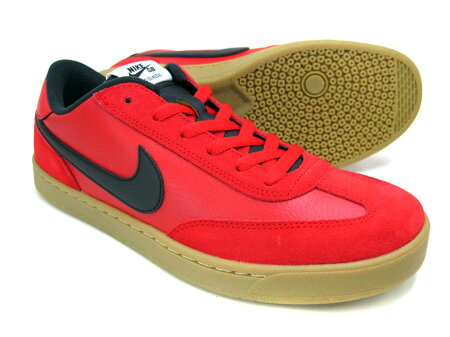 NIKESBFCCLASSIC/909096-600[universityred×black-white]/ナイキSB