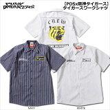 【先行予約】PUNKDRUNKERS(パンクドランカーズ)/PDSx阪神タイガース/タイガースワークシャツ/2017年5月入荷予定
