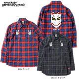 【先行予約】PUNKDRUNKERS(パンクドランカーズ)/キツネルシャツ/2017年10月中旬〜下旬入荷予定
