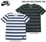 NIKESB/DRI-FITAOPSTRIPETEE/半袖Tシャツ/ナイキSBアパレル