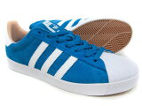 【送料無料】ADIDASSKATEBOARDING/SUPERSTARVULCADV/BB8607/blue×white