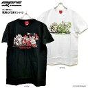【キン肉マン】悪魔の行進 Tシャツ/MARS16×キン肉マン/マーズ16