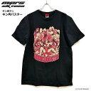 【キン肉マン】キン肉バスター Tシャツ/MARS16×キン肉マン/マーズ16