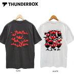 THUNDERBOX(サンダーボックス)/Dr.EGGMAN×TB TEE/半袖Tシャツ/SONIC THE HEDGEHOG/ソニック・ザ・ヘッジホッグ
