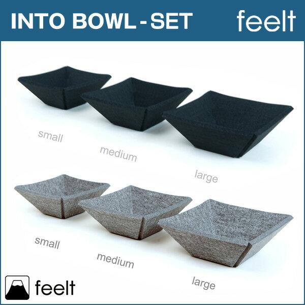 feelt【INTO BOWL】Medium