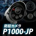 音録機能・人感センサー/H264付き防犯カメラ(32GB迄対応)防犯カメラP1000-JP