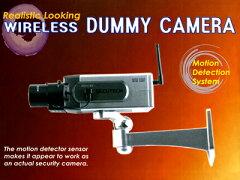 より本物に見えるダミーカメラワイヤレス型ダミーカメラ WI-1400A