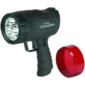 サイクロプス/CYCLOPSフレアー3ワットハイパワー懐中電灯LEDフラッシュライト