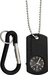 スミス&ウェッソン S&W ミリタリー ドッグタグ ウォッチ 腕時計 ブラック SW1564