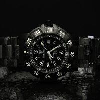 【送料無料】スミス&ウェッソン/S&Wコマンダーミリタリーウォッチ発光トリチウム腕時計SW357BSS