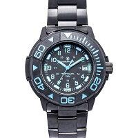 【正規品】スミス&ウェッソン/S&Wダイバーウォッチ発光トリチウム腕時計SW900BL【送料無料】