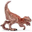 セール Schleich (シュライヒ) ミニ恐竜 ベロキラプトル(茶)(ミニ)829381【全商品・全在庫】【正規品】【まとめ買いで送料無料】