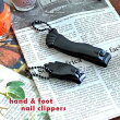 ���ڤ�2�ĥ��åȥߥˤĤ�ꤪ�����ϥ�ɡ��ͥ��륯��åѡ�hand&footnailclippers