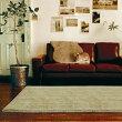 絨毯マットラグマットリビングマットブロンシュベージュブルーブラウングリーンオレンジ100×140
