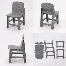 キッズチェアチェアキッズ北欧おしゃれかわいい安全子供用椅子ミニチェア硬質フェルトレッド/グレー/ブラックRK-Chair送料無料
