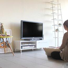 【完成品】テレビ台テレビラック引き出し白ローボードテレビボード120120cm日本製42インチモダン32インチ木製テレビ台薄型32型シンプルテレビ台収納ロータイプavラックAV収納TVボードTV台国産おしゃれavボードSP-001TVホワイト