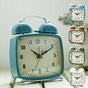 目覚まし時計 置時計 子供 アンティーク アラームクロック 大音量レトロ 大音量 目覚時計 ライト 時計 暗闇 アラーム MILFORD アナログ 目覚まし 置き時計 目覚し時計 おしゃれ かわいい 誕生日プレゼント 女友達 入学祝 ギフト