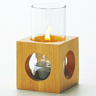 Lunax 木製 木 ウッド ルナックス オイルランプ 卓上ランプ インテリアランプ 間接照明 テーブルランプ クリスマス OL-27W-155C Wood クリア 木製ベース アロマランプ カフェ バー ショップ サロン ベーシック おしゃれ シンプル ナチュラル ロマンチック