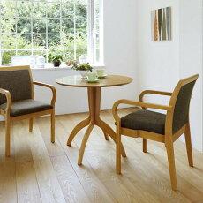 テーブルカフェテーブルコーヒーテーブル送料無料レストレストテーブル丸型