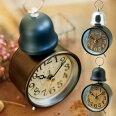 目覚まし時計時計CL-7995テーブルクロックMARCマルクアラームクロッククロックブラック/ゴールド