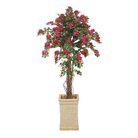 光触媒人工観葉植物ブーゲンビリア高さ180cmフェイクグリーン光の楽園【送料無料】