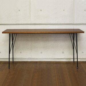 パソコン おしゃれ リビング テーブル シンプル ブラウン アンティーク