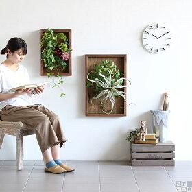 光触媒壁掛けウォールパネル造花フェイクグリーン観葉植物Botanicalsl.class02