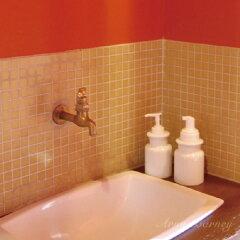 陶器製ソープポンプで清潔感♪引っ越しなど新生活に♪Lasipullo ラシプーロ【ソープポンプ】250...