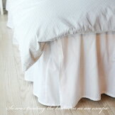 ベーシックベッドスカート