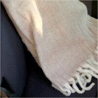 ベッドスロー/SIMLAふわふわナチュラルスロー(グレー/アイボリー/ベージュ)125x150cmブランケットソファーケットひざ掛け膝掛けベッドスローダブルスローケットダブルベッドスローベッドカバーダブル