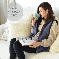 ベストパーカーレディース【パーカーベスト】