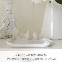 マチルドエムグラスデコレーションバード(正面向き/右向き)マチルドMお皿をデコレーションする小鳥のオブジェ(※こちらは2個セットではございません。)プレゼント贈り物アロマストーン