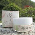 ローズナイトS30gミュゼ株式会社MHA(ミュゼホリスティックアロマ)クリームリラックスアロマ化粧品