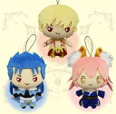 Fate/Grand Order Design produced by Sanrio ぬいぐるみ8 【全3種セット】
