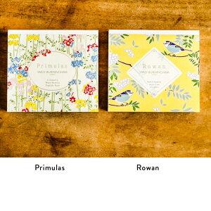 日本製 ブロックメモ エミリー・バーニンガム cozyca products おしゃれ 花 Primulas・Rowan メール便