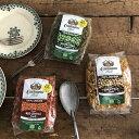 オーガニック フジッリ カスターニョ 有機豆 豊富な タンパ
