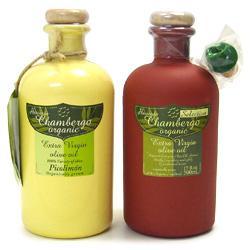 チャンベルゴ オーガニック エキストラバージンオリーブオイル セレクション ピコリモン