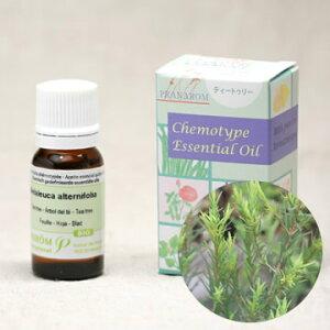 プラナロム ( PRANAROM ) 精油 ティートゥリー エッセンシャルオイル (Essential Oil)プラナロ...